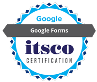 Earn your Google Forms Badge