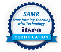 Earn the SAMR Badge