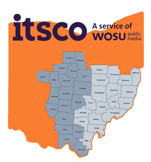 itsco, a service of WOSU Public Media service area