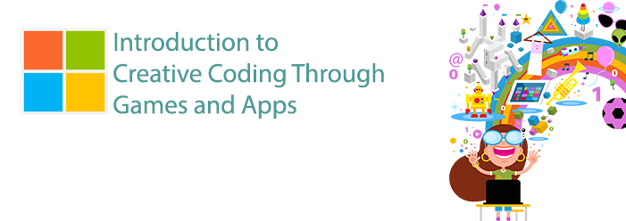 Introduction to  Creative Coding Through Games and Apps