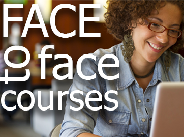 Face-to-face courses